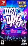 Nintendo Switch Just Dance 2018