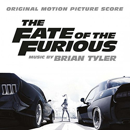 Brian Tyler The Fate Of The Furious (original Motion Picture Score) 2lp Silver Vinyl