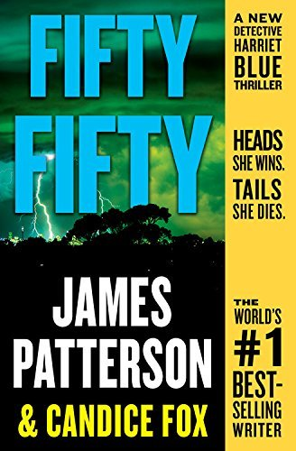 James Patterson Fifty Fifty Large Print