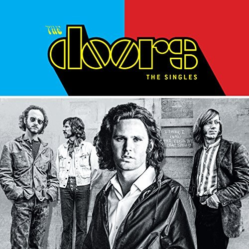 The Doors The Singles 2cd 1blu Ray