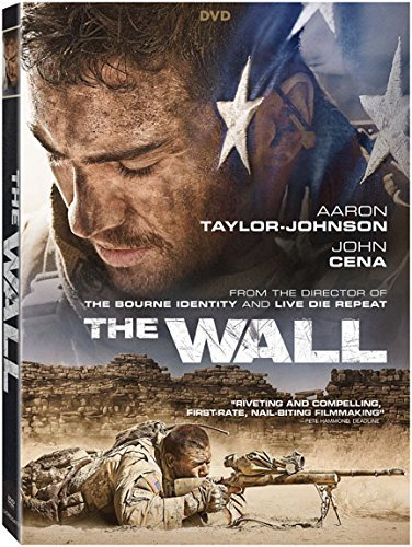 Wall Taylor Johnson Cena DVD R