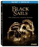 Black Sails Season 4 Blu Ray
