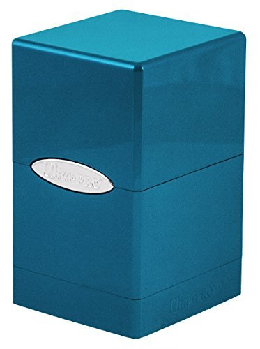 Deck Box Ice Metallic Satin Tower