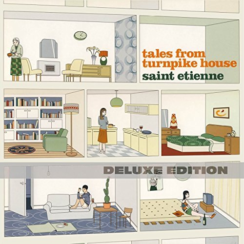Saint Etienne Tales From Turnpike House Ext Import Gbr 2cd