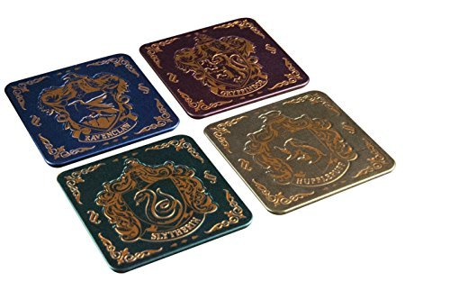 coaster-set-harry-potter-crests