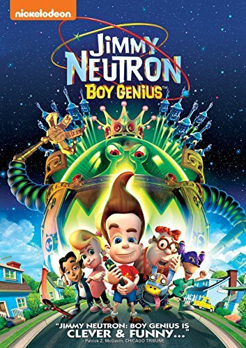 Jimmy Neutron Boy Genius Jimmy Neutron Boy Genius DVD G