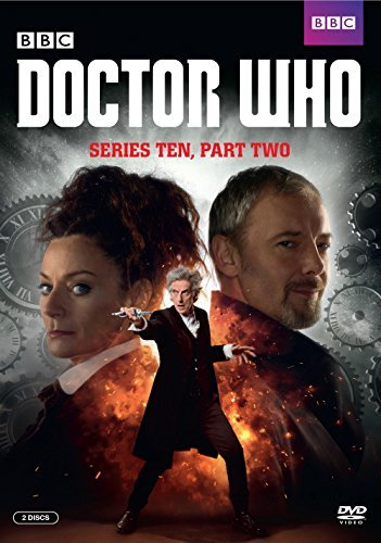 Doctor Who Series 10 Part 2 DVD