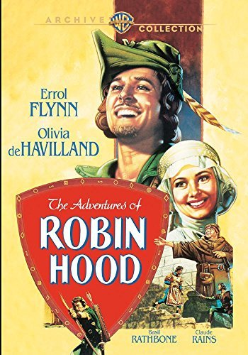 Adventures Of Robin Hood (1938 Adventures Of Robin Hood (1938