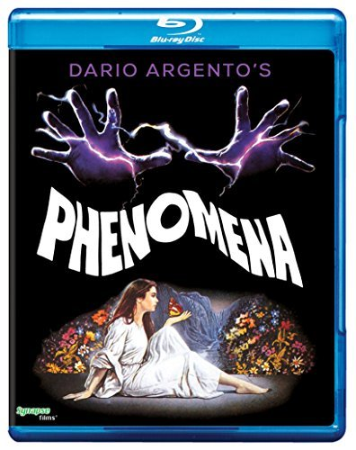 Phenomena Connelly Pleasence Blu Ray Nr