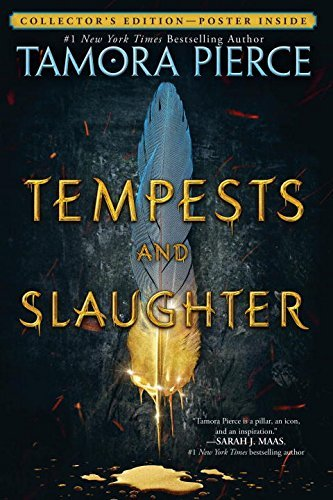 Tamora Pierce Tempests And Slaughter (the Numair Chronicles Boo