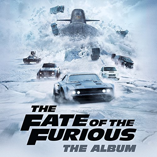The Fate Of The Furious The Album The Fate Of The Furious The Album 2lp W Digital Download 2lp