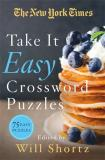 New York Times Take It Easy Crosswords Puzzles 75 Easy Puzzles