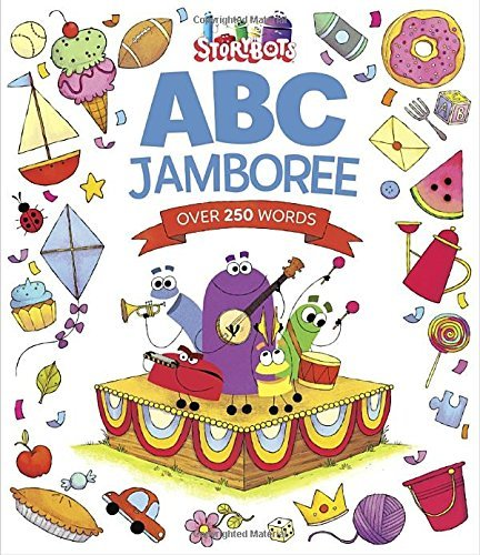 Storybots Storybots Abc Jamboree (storybots)