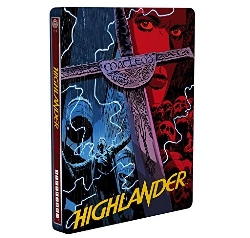Highlander Highlander Limited Edition Mondo #014 Steelbook