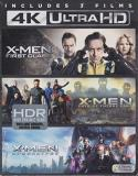 X Men Beginnings Trilogy 4khd Nr