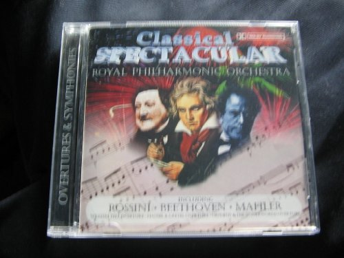 Classical Spectacular Overtures & Symphonies