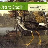 Jets To Brazil Four Cornered Night 2 Lp Clear Vinyl