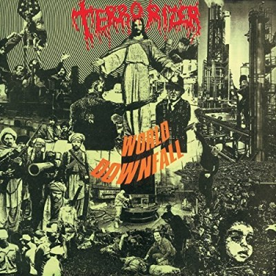 Terrorizer World Downfall Import Gbr