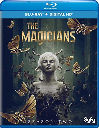 Magicians Season 2 Blu Ray