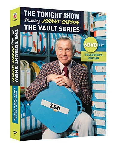 Johnny Carson The Johnny Carson Vault Collection 6dvd