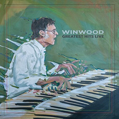Steve Winwood Winwood Greatest Hits Live 2cd