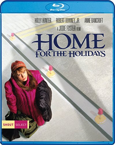 Home For The Holidays Hunter Downey Jr. Bancroft Blu Ray Pg13