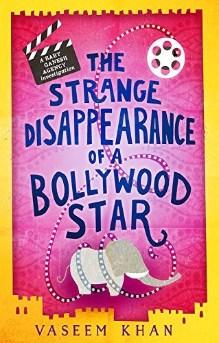 Vaseem Khan The Strange Disappearance Of A Bollywood Star