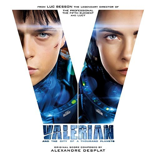 Valerian & The City Of A Thous Valerian & The City Of A Thous