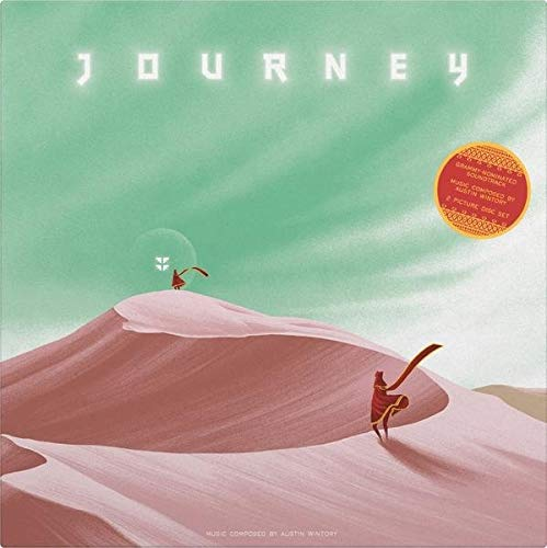 Journey Soundtrack 2xlp Picture Discs Austin Wintory
