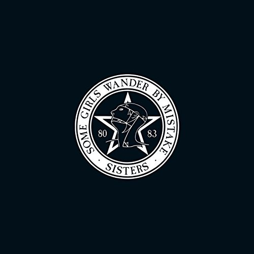 The Sisters Of Mercy/Some Girls Wander By Mistake@4LP Vinyl Box Set
