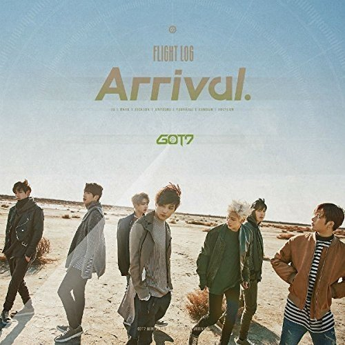 Got7 Flight Log Arrival Import Kor