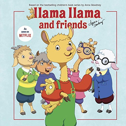 anna-dewdney-llama-llama-and-friends