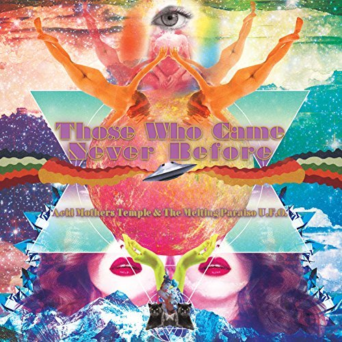 Acid Mothers Temple Those Who Came Never Before Lp