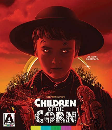 Children Of The Corn Horton Hamilton Blu Ray R