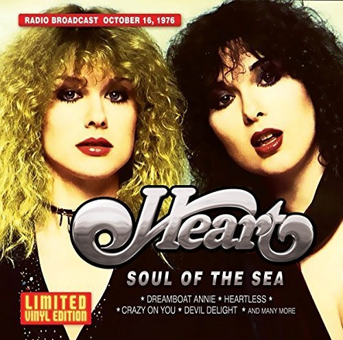 Heart Soul Of The Sea Live