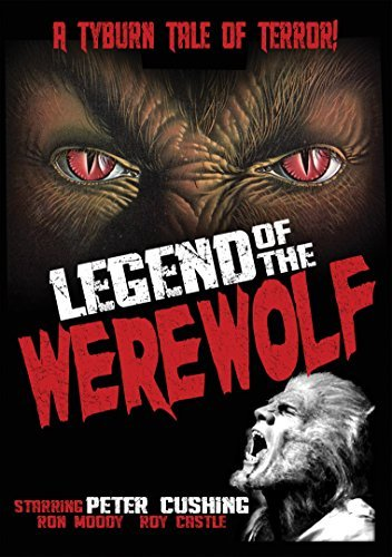 Legend Of The Werewolf Cushing Moody DVD Nr