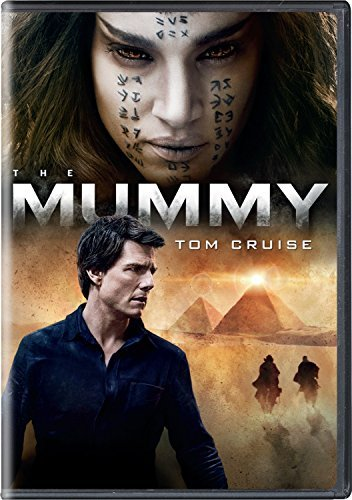The Mummy (2017) Cruise Crowe Boutella Wallis DVD Pg13