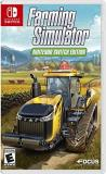 Nintendo Switch Farming Simulator Nintendo Switch Edition