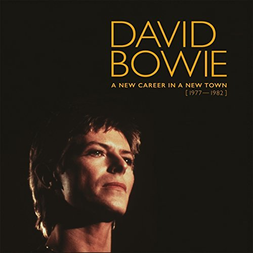 David Bowie New Career In A New Town (1977 1982) 11cd