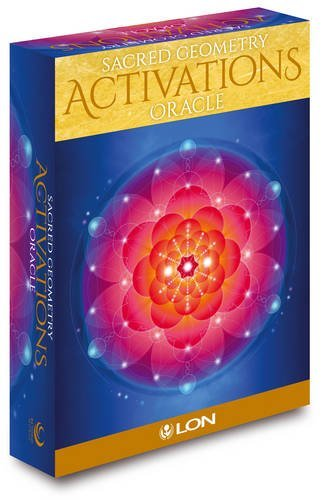 Lon Sacred Geometry Activations Oraclebook And Deck [w