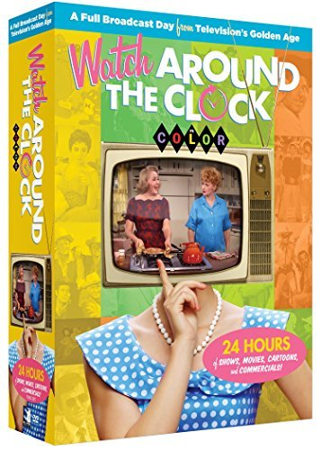 Watch Around The Clock Color Watch Around The Clock Color DVD Nr