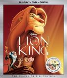 Lion King Disney Blu Ray DVD Dc Signature Collection