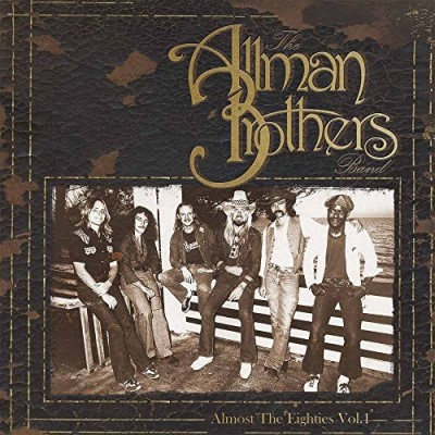 Allman Brothers Band Almost The Eighties Volume 1 Lp