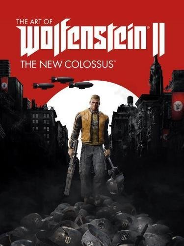 Machinegames Art Of Wolfenstein Ii The New Colossus