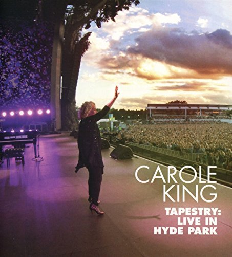 Carole King Tapestry Live In Hyde Park (cd Blu Ray)