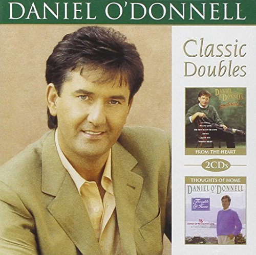 Daniel O'donnell From The Heart Thoughts Of Hom 2 CD Set