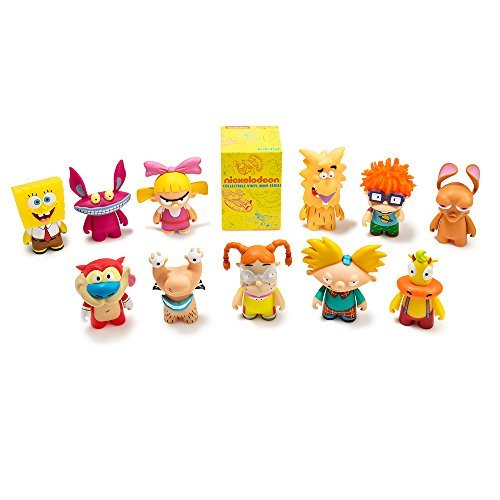Kidrobot Nickelodeon Splat! 90's Mini Series