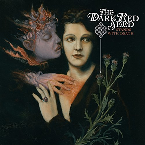 Dark Red Seed Stands With Death