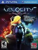 Playstation Vita Velocity 2x Critical Mass Edition