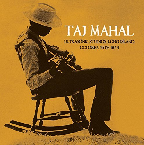 Taj Mahal Ultrasonic Studios Long Island 10 15 74 Lp
